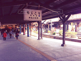 門司港駅の写真・画像素材[1605523]