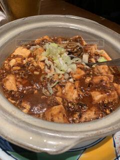牡蠣入り麻婆豆腐の写真・画像素材[3227022]
