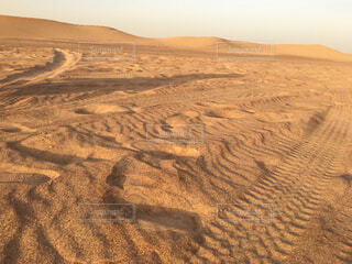 砂漠の写真・画像素材[1586289]