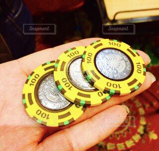 ギャンブルの写真・画像素材[1589537]