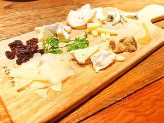 チーズ盛り合わせの写真・画像素材[1608433]