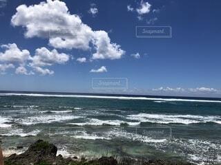 大度浜海岸の写真・画像素材[1587469]