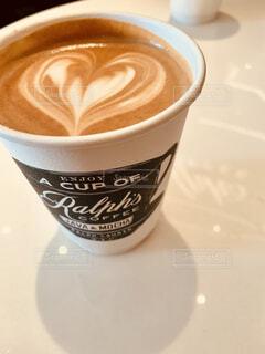 Ralph's Coffeeの写真・画像素材[1692665]