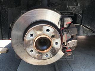 BMWのブレーキの写真・画像素材[1588679]