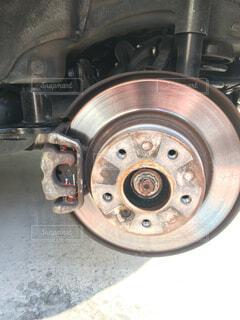 BMWのブレーキの写真・画像素材[1588680]