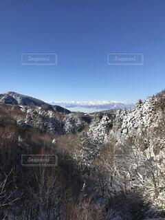 雪山の写真・画像素材[434864]