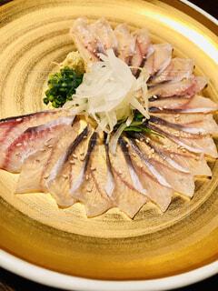 鰻の昆布締めの写真・画像素材[1768475]