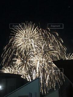 花火の写真・画像素材[1630611]