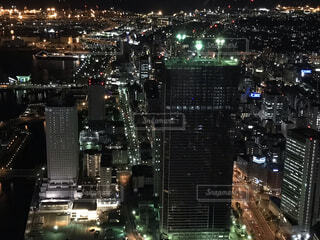 夜の街の写真・画像素材[1784556]