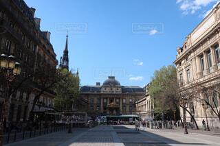 パリの街並みの写真・画像素材[1594675]