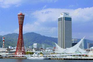 神戸の景色の写真・画像素材[1740489]
