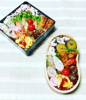 お弁当の写真・画像素材[1595452]