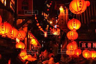 台湾の夜景の写真・画像素材[1597526]