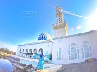 海外旅行 モスクの写真・画像素材[793553]
