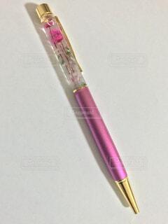 ハーバリウムボールペンの写真・画像素材[1629765]