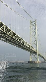 明石海峡大橋の写真・画像素材[54199]