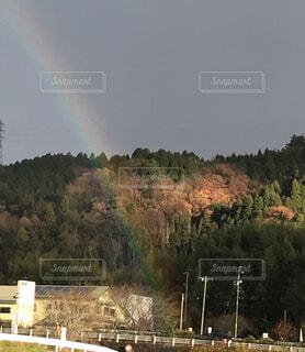 虹の麓の写真・画像素材[1662969]