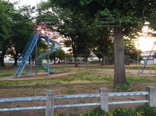 近所の公園の写真・画像素材[1612910]