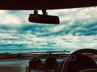 昼休みの海岸の写真・画像素材[1604365]