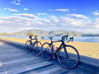 サイクリングに行こうの写真・画像素材[1601238]
