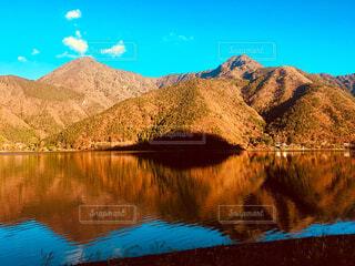 山梨県 西湖の写真・画像素材[1635301]