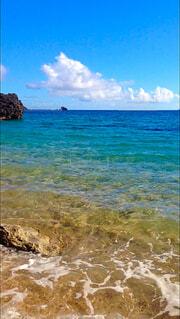 沖縄の離島の写真・画像素材[1653175]