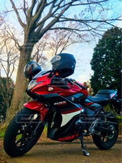 バイクの写真・画像素材[1656253]