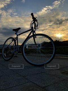 自転車2の写真・画像素材[1644044]