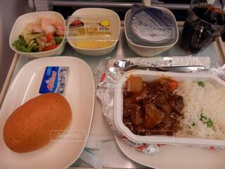 機内食の写真・画像素材[1601727]