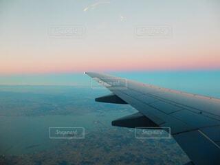 雲の上の写真・画像素材[1601751]