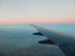 空からの景色の写真・画像素材[1601752]