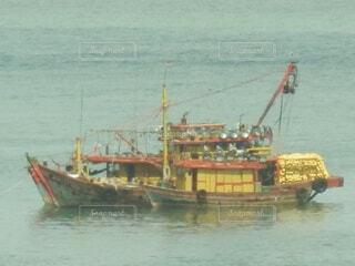 ボートの写真・画像素材[1602539]
