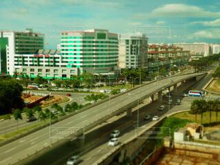 都市の景色の写真・画像素材[1602546]
