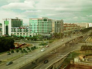 都市の景色の写真・画像素材[1602548]