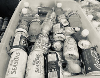 クローズ ボトルのアップの写真・画像素材[1635159]
