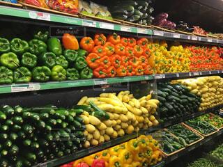 カラフルな野菜の写真・画像素材[1622411]