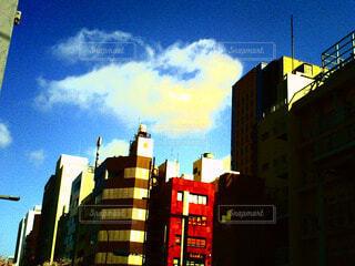 空の写真・画像素材[76806]