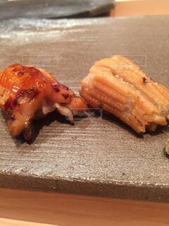 穴子の寿司の写真・画像素材[1608721]