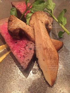 尾崎牛のビステッカの写真・画像素材[1608727]