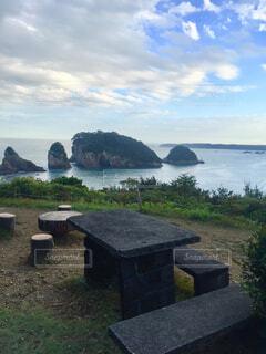 和歌山県勝浦 中の島ホテルの写真・画像素材[1610380]