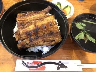 うな丼の写真・画像素材[2504059]