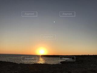 夕日の写真・画像素材[855434]
