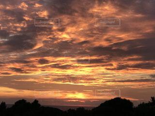 夕日の写真・画像素材[861594]