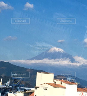 毎日富士山の写真・画像素材[1629823]