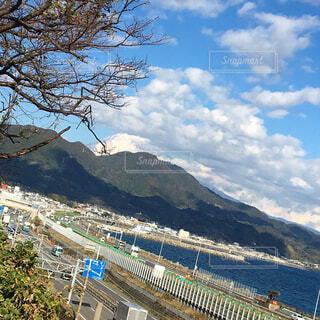 毎日富士山の写真・画像素材[1629824]