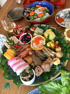おせち料理の写真・画像素材[1699531]