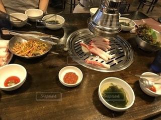 韓国グルメの写真・画像素材[1609964]