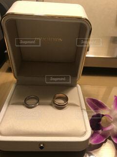 結婚指輪の写真・画像素材[1610246]
