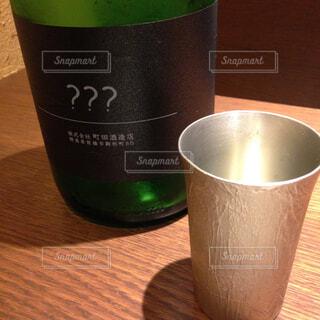ツウな日本酒の写真・画像素材[1653903]