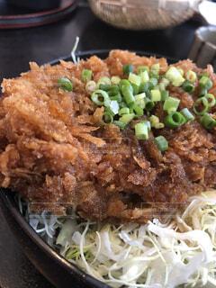 カツ丼の写真・画像素材[1609942]